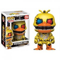 POP! Five Nights at Freddy's - Nightmare Chica 216