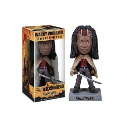 Funko Wacky  Wobblers - The Walking Dead - Michonne