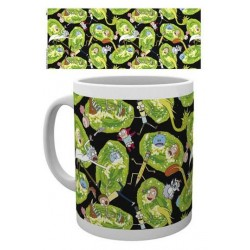 Mug - Rick & Morty - Portals