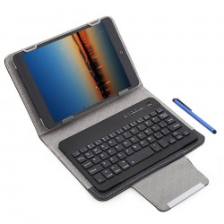 Capa Tablet c/teclado Bluetooth 10""