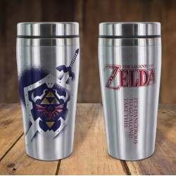 Mug - The Legend Of Zelda - Link's Travel Mug