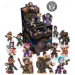 Funko Mystery Minis Blind Box: League Of Legends