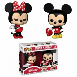 Funko POP! Mickey & Minnie Valentine 2