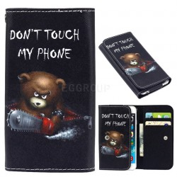 Capa Universal smartphone - Don't touch