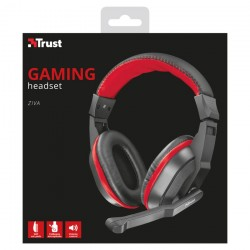TRUST - HEADSET ZIVA GAMING