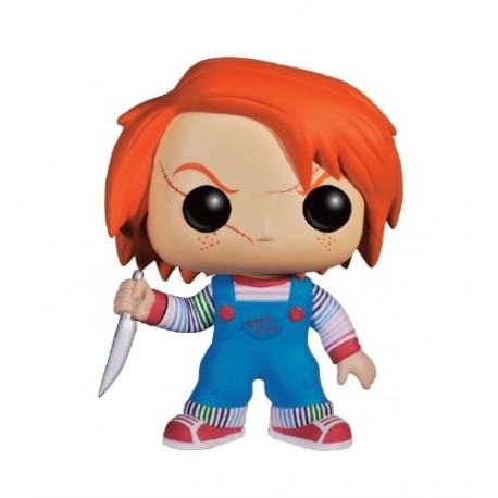 Funko POP! Friday the 13th - Child's Play - Chucky 56