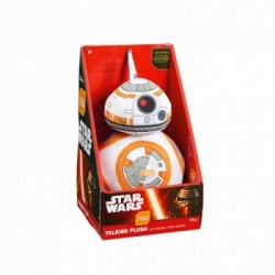 Plush - Marvel - Talking BB8 EN