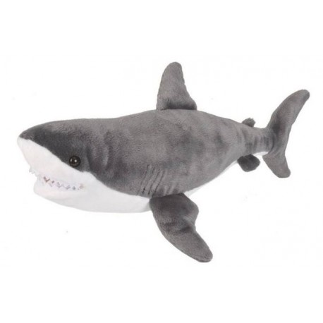 Plush Wild Republic Great White Shark 30cm