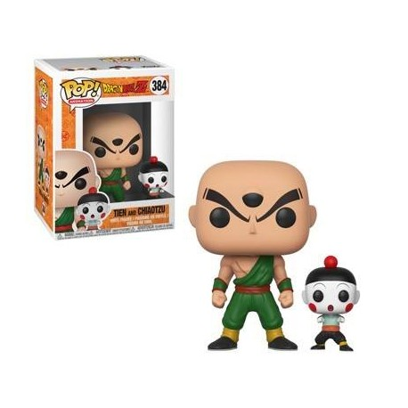Funko POP! Dragon Ball - Tien and Chiaotzu 384