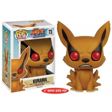 Super Sized POP! Naruto - Kurama 73