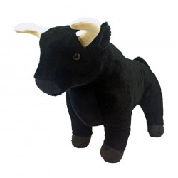 Plush Wild Republic Bull 30cm