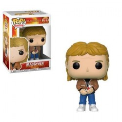 Funko POP! TV - MacGyver 707