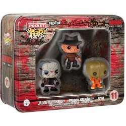 Pocket POP! Jason/Freddy/Sam 11
