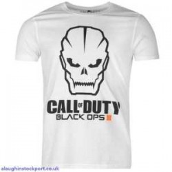 T-shirt Call of Duty Black Ops 3