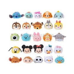 Plush mini Tsum Tsum double