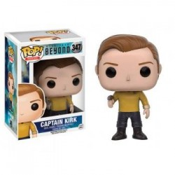 POP! Star Trek Beyond Captain Kirk 347