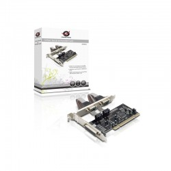 Placa Conceptronic PCI Card 1-Port Parallel e 2-Port Serial