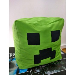Puff Minecraft Creeper