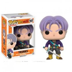 Funko POP! Dragon Ball Z - Trunks 107