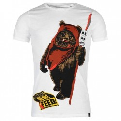 T-shirt Star Wars Do Not Feed