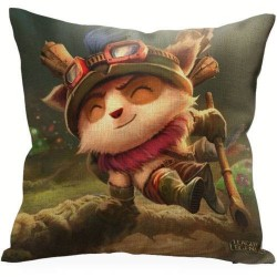 Almofada League of Legends - Teemo
