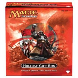 MTG - Holiday Gift Box