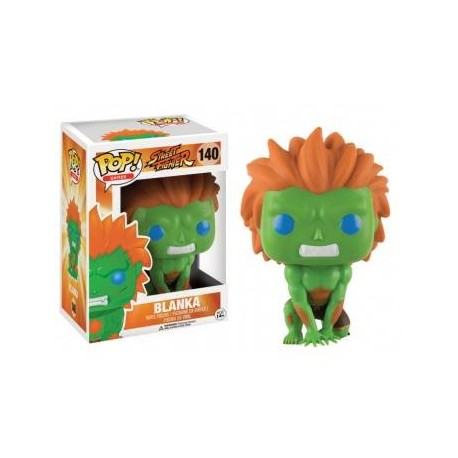 Funko POP! Street Fighter -