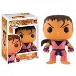 Funko POP! Street Fighter - Dan 142