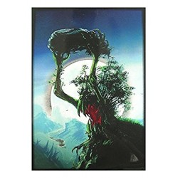 Wizard's Choice Standart Size Sleeves - Raging Treeman (50 Sleeves)