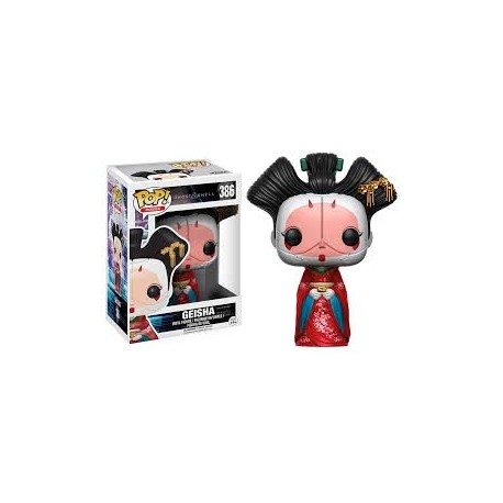 Funko POP! Ghost in the Shell -Geisha 386