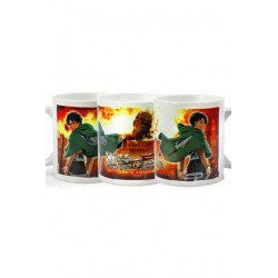 Mug - Attack on Titan - Duo Heo Exclusive