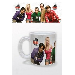 Mug - The Big Bang Theory - Cast
