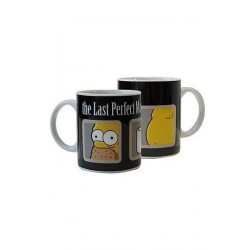 Mug - The Simpsons - The Perfect Man