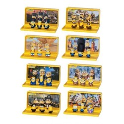 Minions Playset Movie Scene