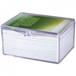 MTG - Up Hinged Gaming Box - Clear